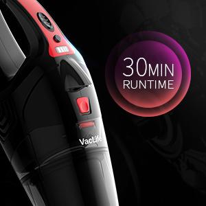 VacLife handheld vacuum-106RE-3