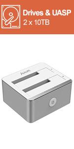Amazon com: Alxum USB 3 0 to IDE SATA Converter for
