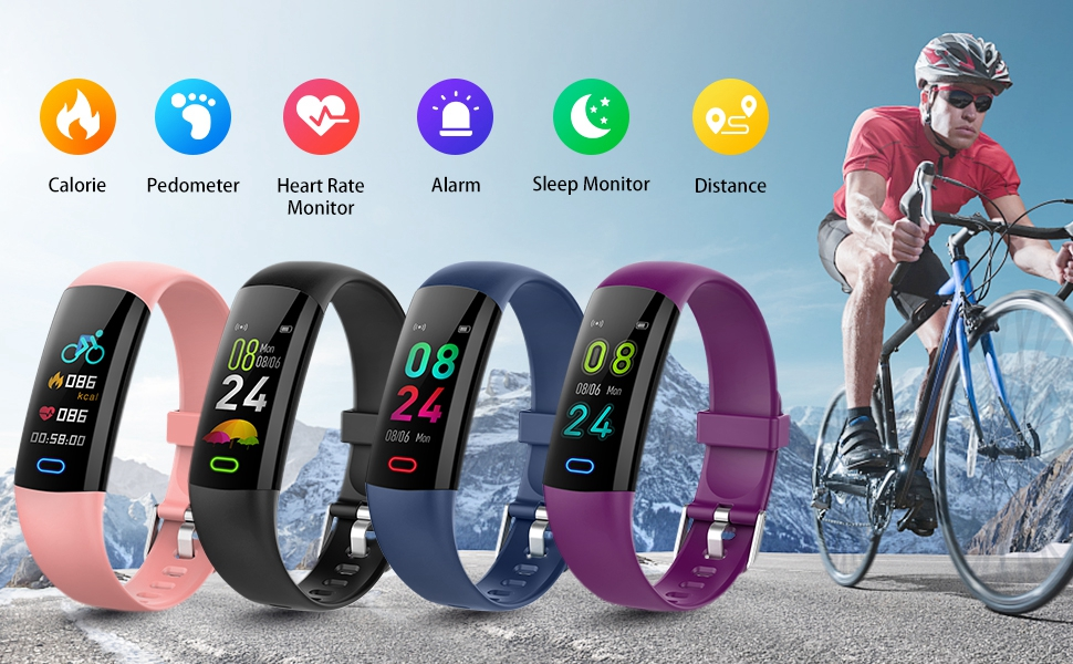 Bingofit smart watch