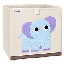 Dinosaur storage bin cube