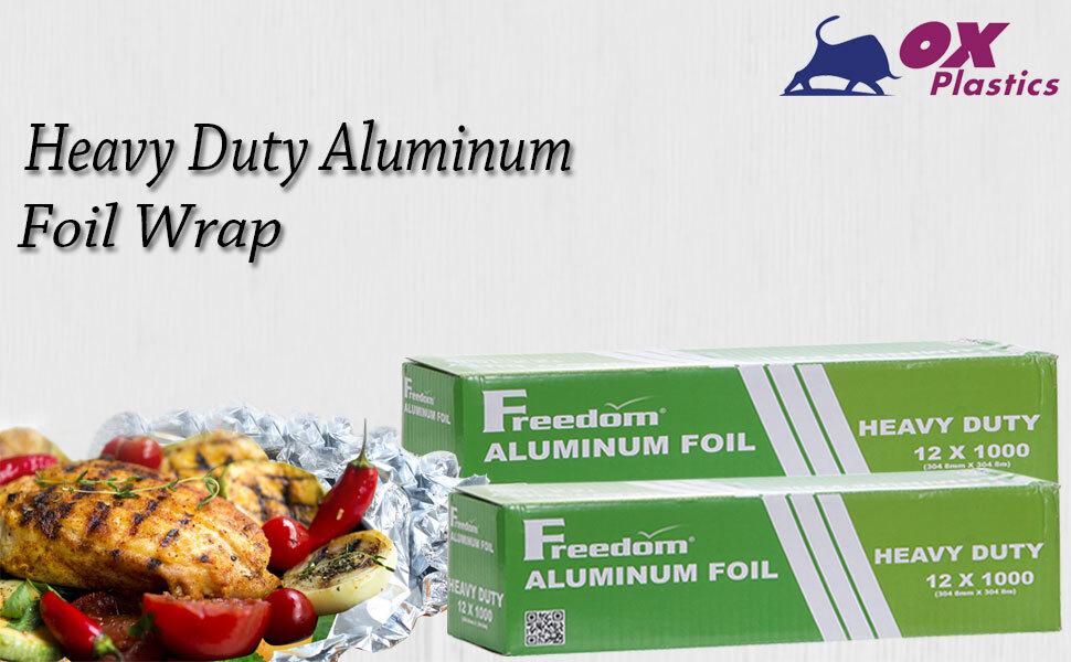 Aluminu Foil