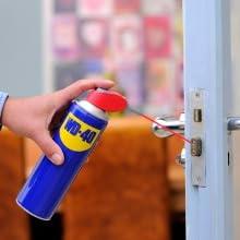 Helps Open Stuck Door Locks