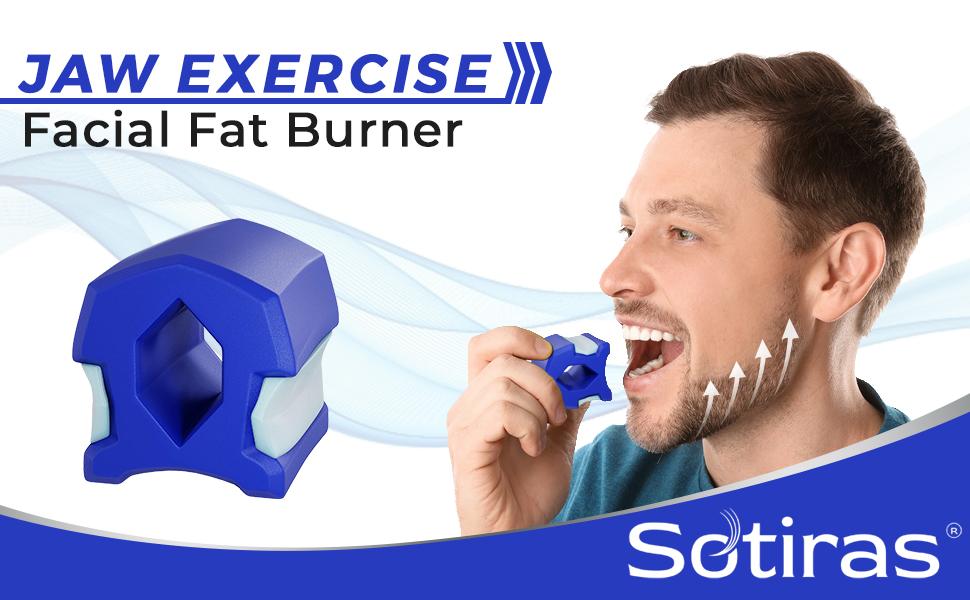 Sotiras Jaw Chinline Exerciser Fat Burner