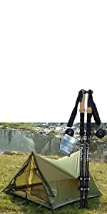 backpacking tent, trekking pole tent, lightweight tent, trekker tent, ultralight backpacking tent