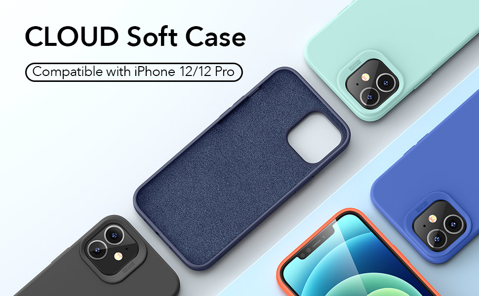 ESR Soft Case for iPhone 12/iPhone 12 Pro