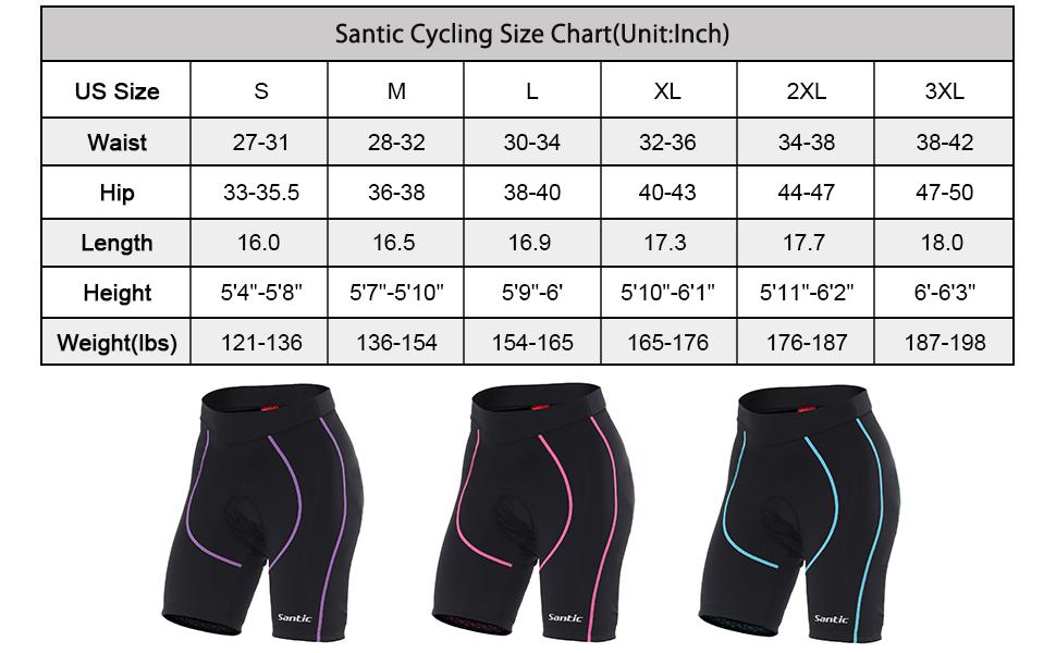 biking shorts women