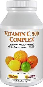 Vitamin C 500 Complex