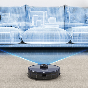 Laservermessung – Laser Navigation