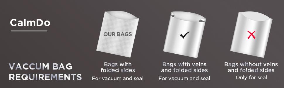 CalmDo Vacuum Sealer Machine