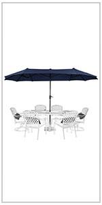 13ft Large Patio Umbrella