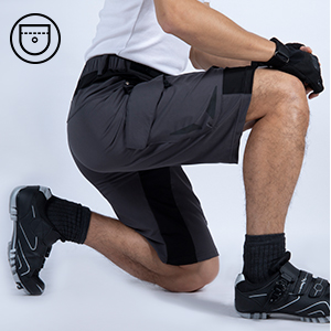 mountain bike short hiking shorts men quick dry