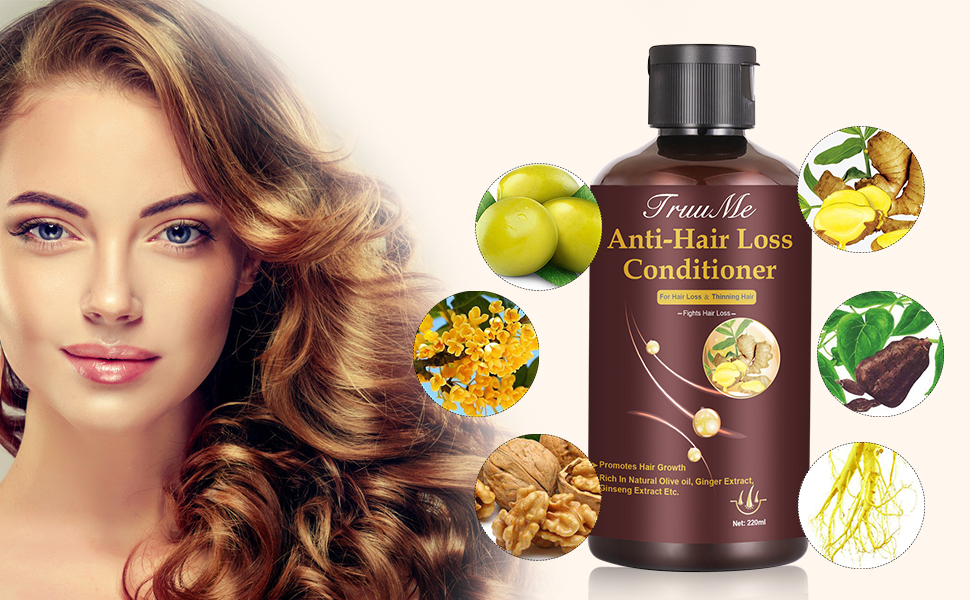 Apres Shampoing Cheveux,