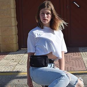 riñonera moda