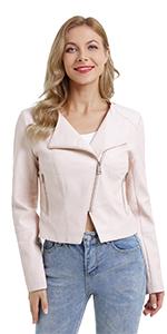 Women's Moto Jacket