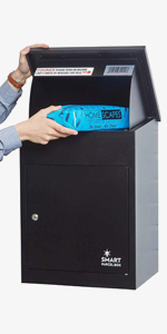 Medium Smart Pakket Box