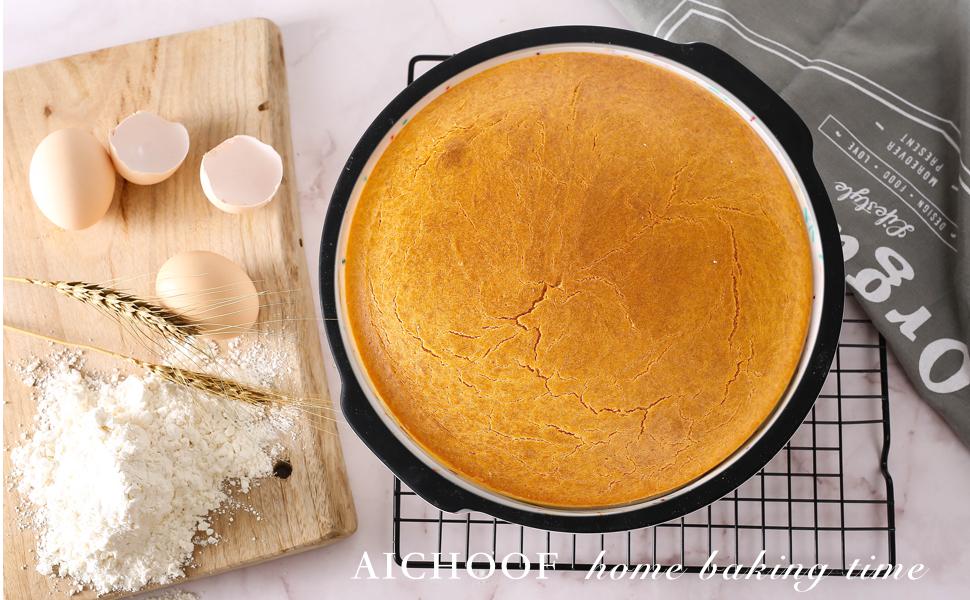 cake mold round cake pan home baking easy use non stick