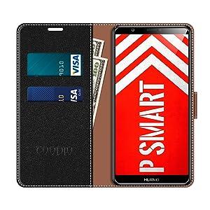 Huawei P Smart Wallet Case