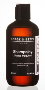 Shampoo delicato per uso intensivo, 250 ml, Serge d'Estel Paris