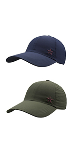 Long bill hat