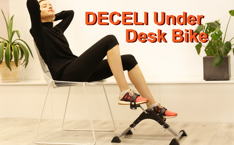 under desk exercise