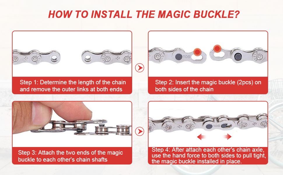 Bike Tools Set for Chain Bike Link Plier