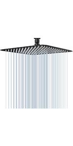 ceiling mount shower head