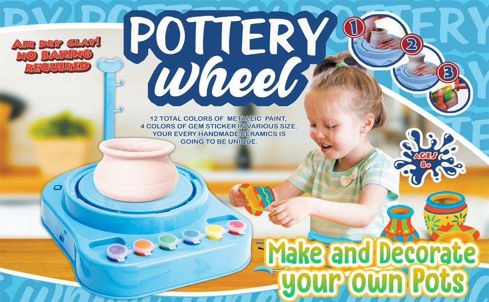 Pottery toys
