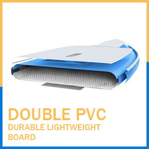 double layer stand up paddle board