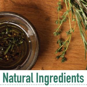 natural ingredients pantry staple