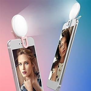 jstor, thejstor, jline, jlineoverseas, selfie light, fill, clip, small, portable, photographic, usb