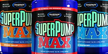 superpump max nitric oxide strength size lean mass