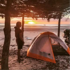 Yosemite 2P Tent - Alpine Lake Campsite