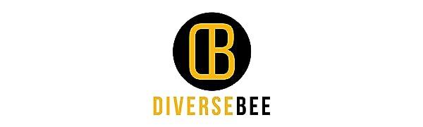 DiverseBee Logo