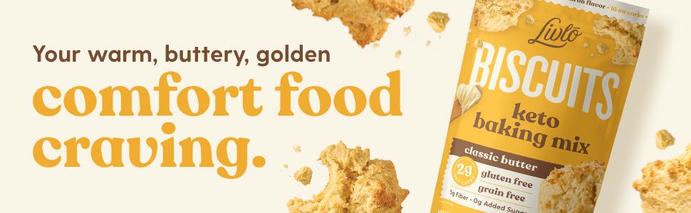 keto biscuit mix gluten free grain free