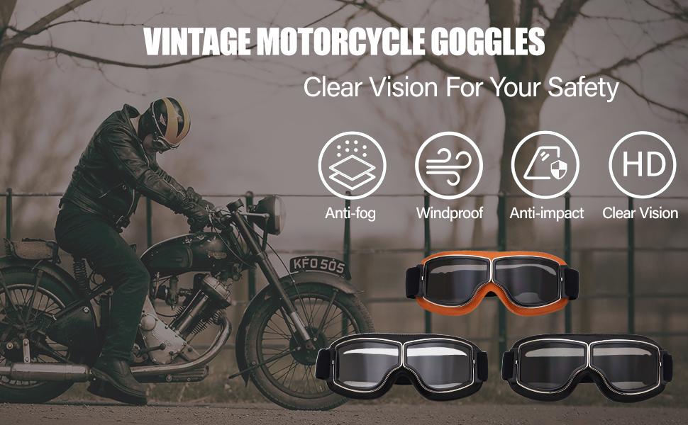 vintage helmet goggles