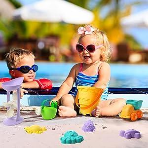 beach toys beach watering can waterwheel
