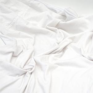 wrinkle bedding & pillowcases luxury bedlinen linen bedspread yarn Fitted flat deep pocket bedspread