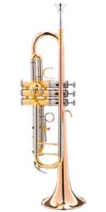 standard trumpet MTT-40 lacquered