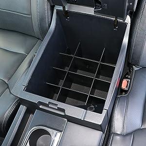 SLX103 Vehcile OCD Toyota Tundra center console organizer