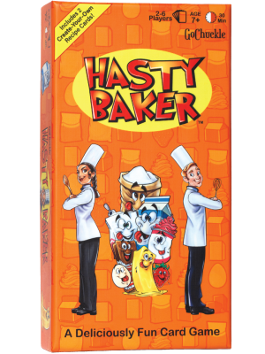 fun family hasty baker cooking popular best board card game teens teenagers kids ages 8 12 gift