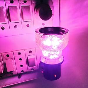 Violet diffuser