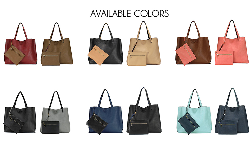 Different Bag Colors