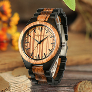 wood watches for men