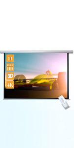 Celexon Basic line pantalla motorizada 200 x 200cm, formato de ...
