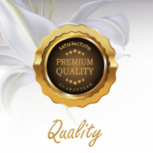 Quality Promise - NanoStyle uses the highest quality materials and all purchases are covered