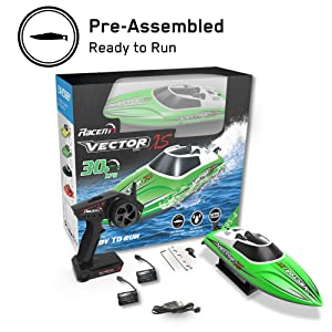 rc boat for kids and adults