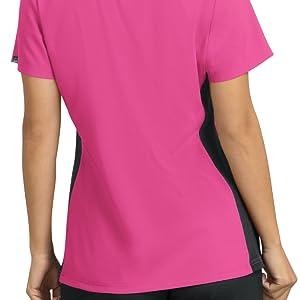 koi Lite 388 Women's Scrub Top Snap Front Medical Healthcare Uniforms Fashion