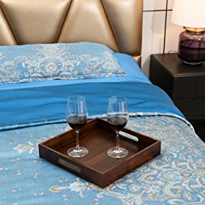wooden tray for your lovely home