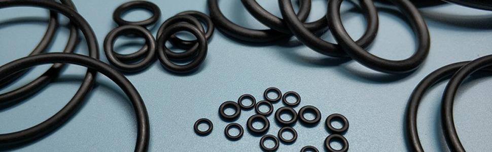 O-Ringe 31mm mm NBR 27x2 Nitril 27mm Innendurchmesser X 2mm Kreuz Bereich