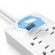 usb power strip surge protector